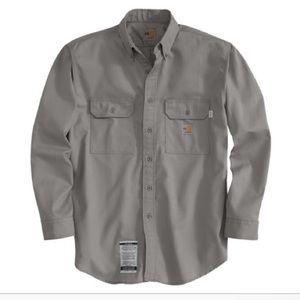 Carhartt FR Twill Button Down Shirt